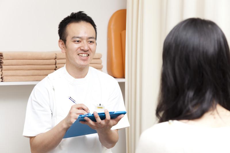 戸塚の交通事故治療のカウンセリング